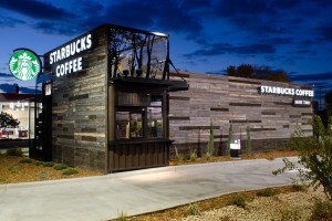 Starbucks Free Standing Modular